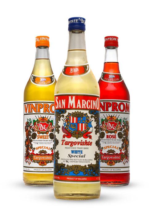 Ароматизирана напитка
