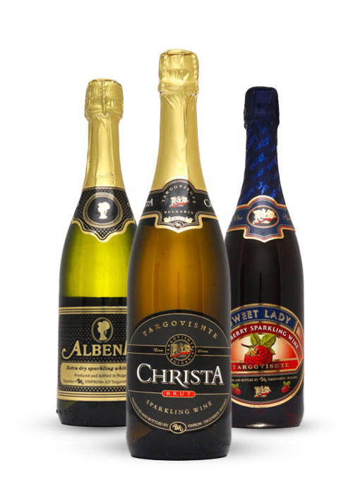 Sparkling wines series