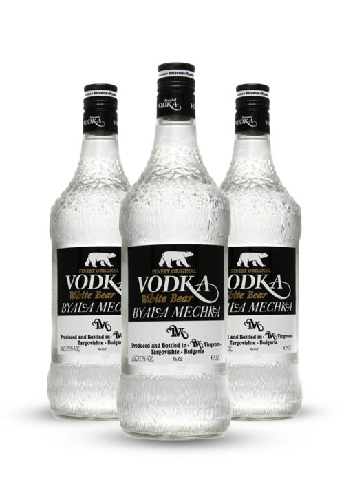 Vodka White Bear